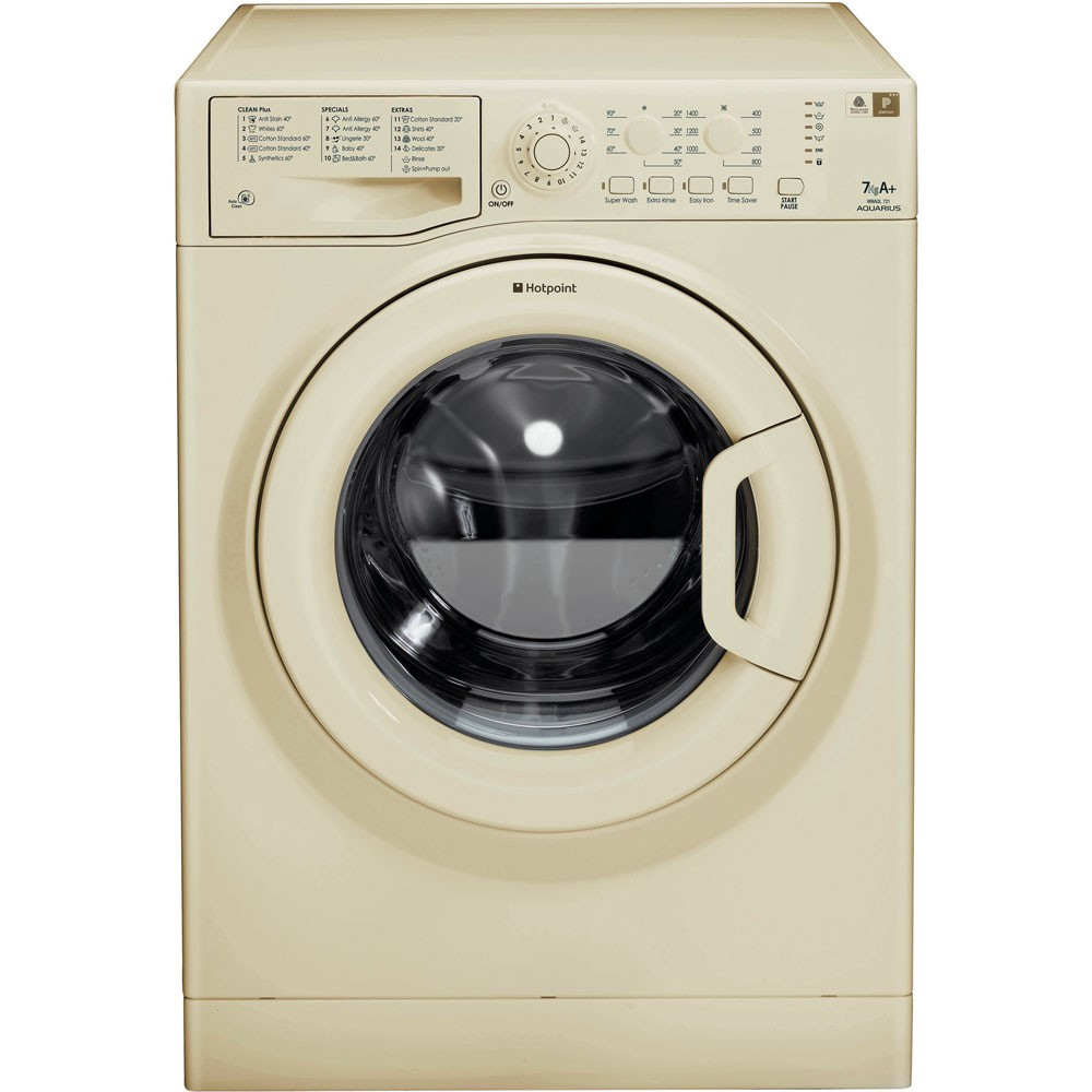 Hotpoint WMAQL721A 7kg 1200rpm Washing Machine