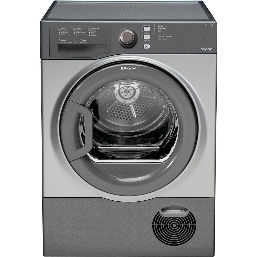 Hotpoint TCFS83BGG 8kg Tumble Dryer