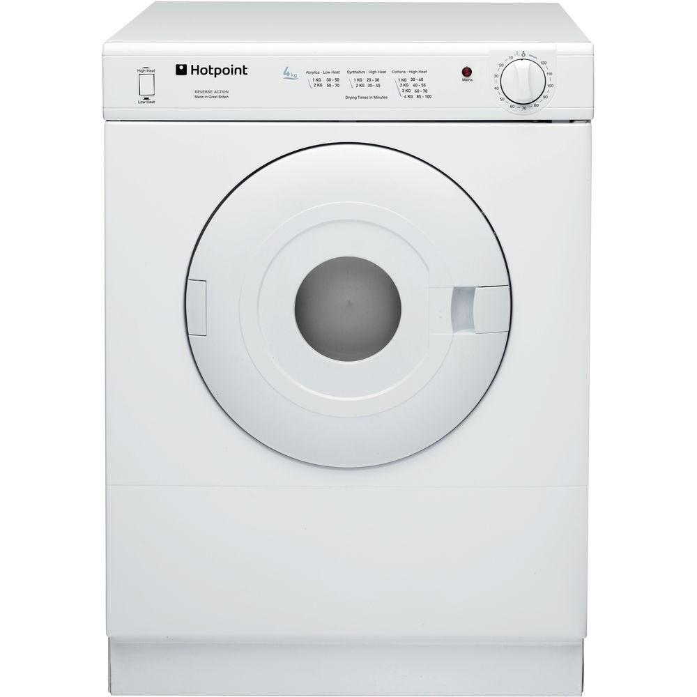 Hotpoint V4D01P 4kg Tumble Dryer