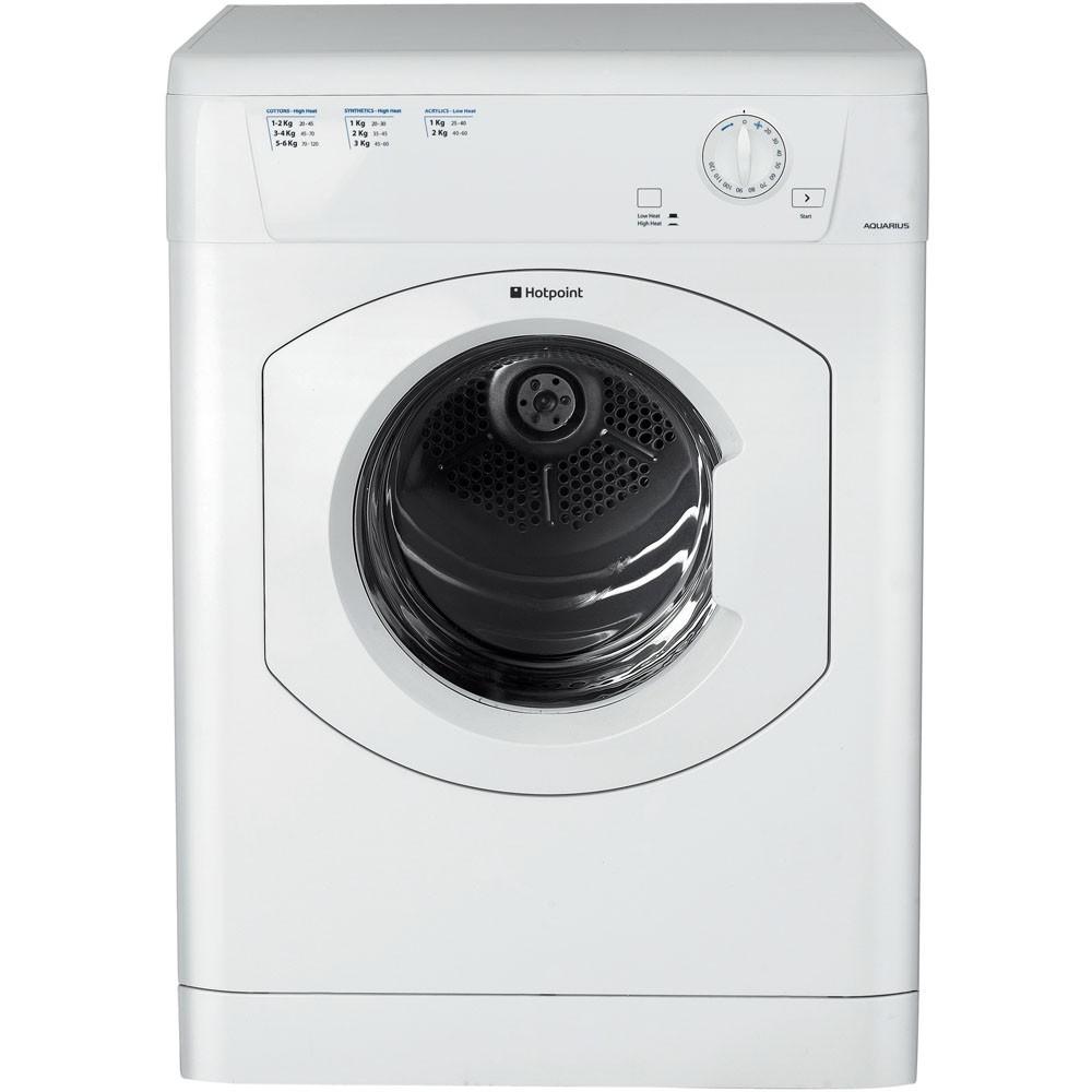 Hotpoint TVHM80CP 8kg Tumble Dryer