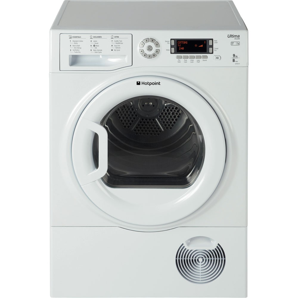 Hotpoint SUTCD97B6PM 9kg Tumble Dryer