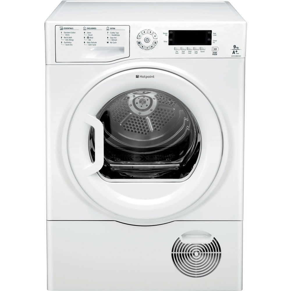 Hotpoint SUTCDGREEN9A1 9kg Tumble Dryer