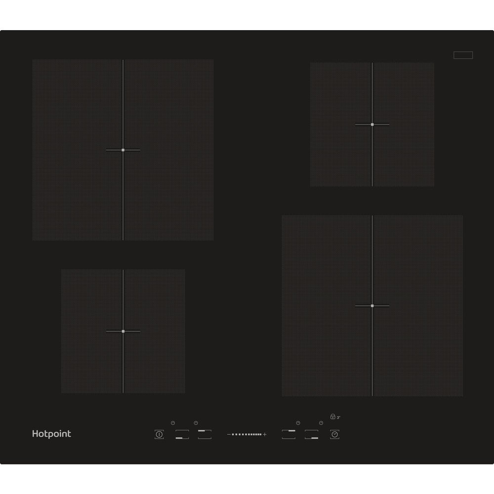Hotpoint CIS640B Induction Hob