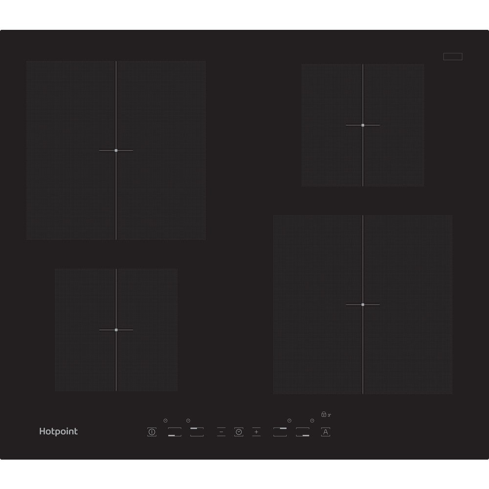 Hotpoint CIA640C Induction Hob