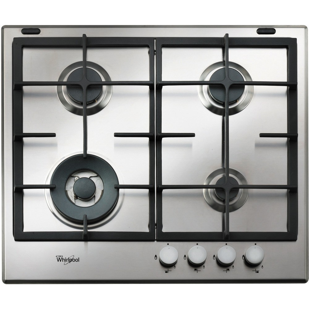 Whirlpool GMA6422IX Gas Hob