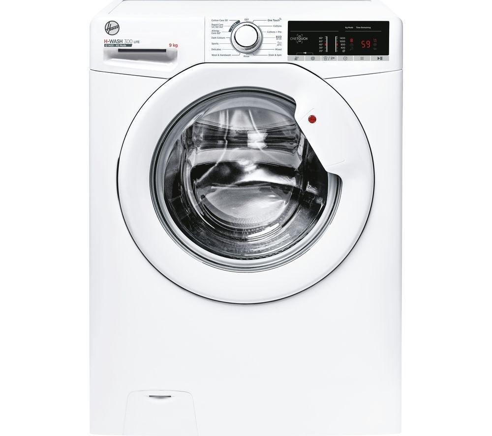 Hoover H3W49TE180 9kg 1400rpm Washing Machine