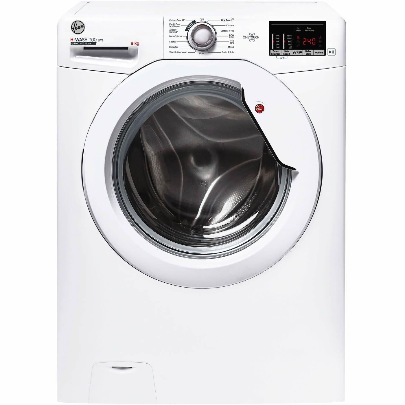 Hoover H3W582DE 8kg 1500rpm Washing Machine
