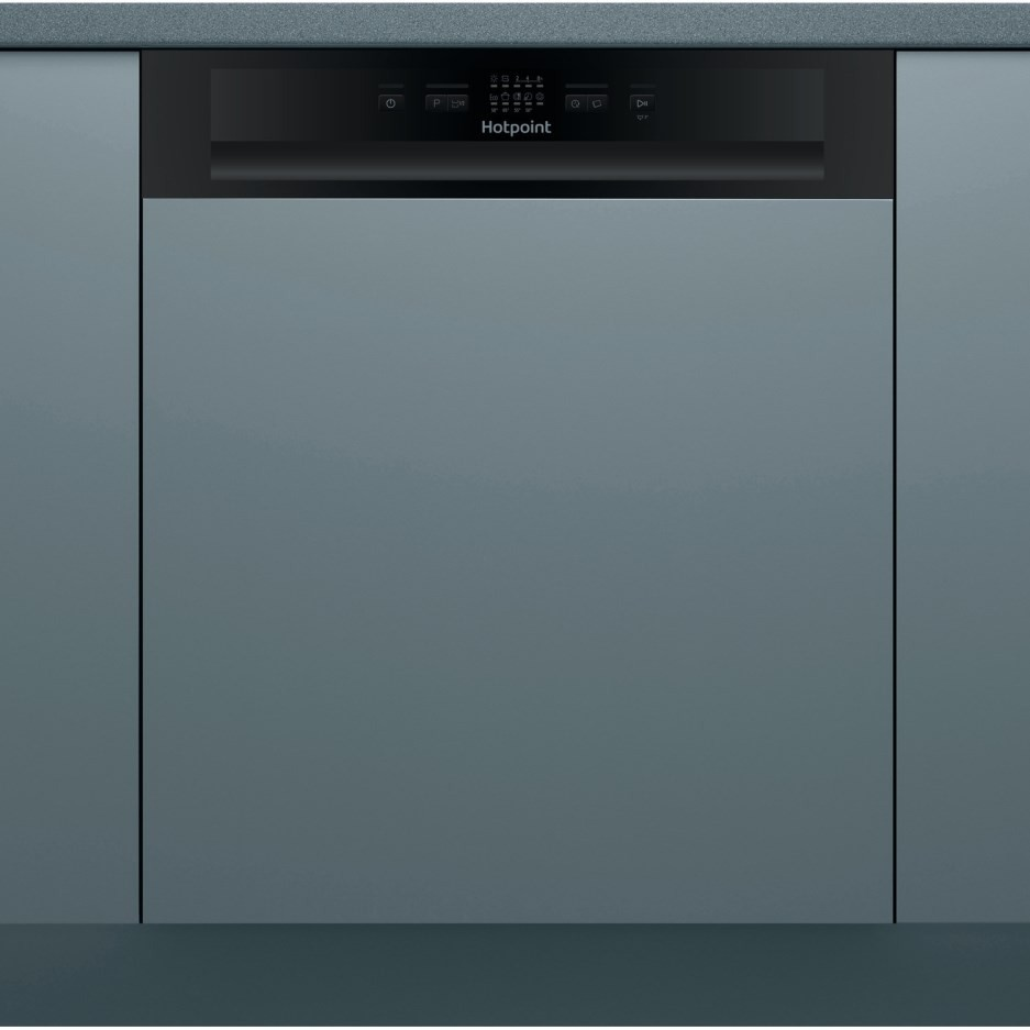 Hotpoint HBC2B19UKN Full Size Dishwasher