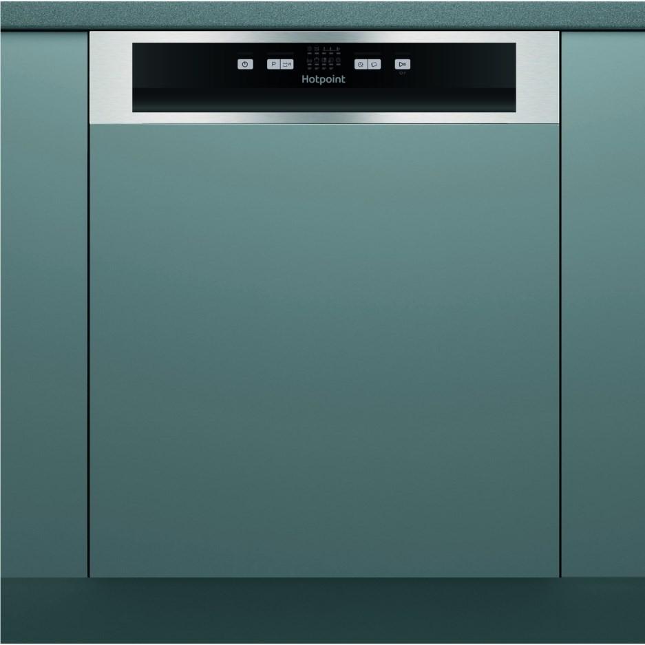Hotpoint HBC2B19XUKN Full Size Dishwasher