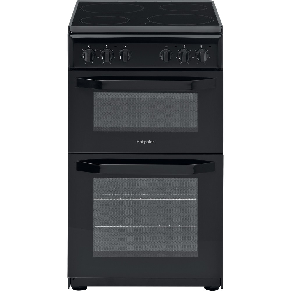 Hotpoint HD5V92KCB Electric Cooker