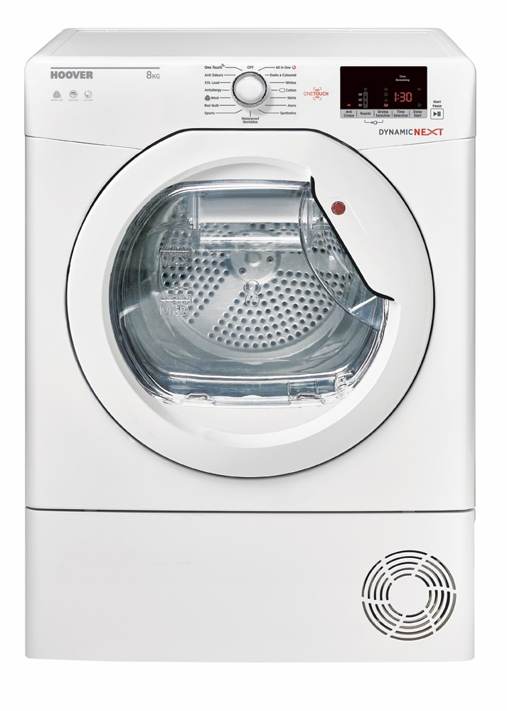 Hoover DXC8DE 8kg Tumble Dryer