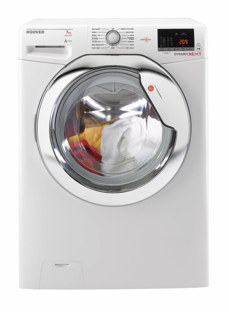 Hoover DXOC67C3 7kg 1600rpm Washing Machine
