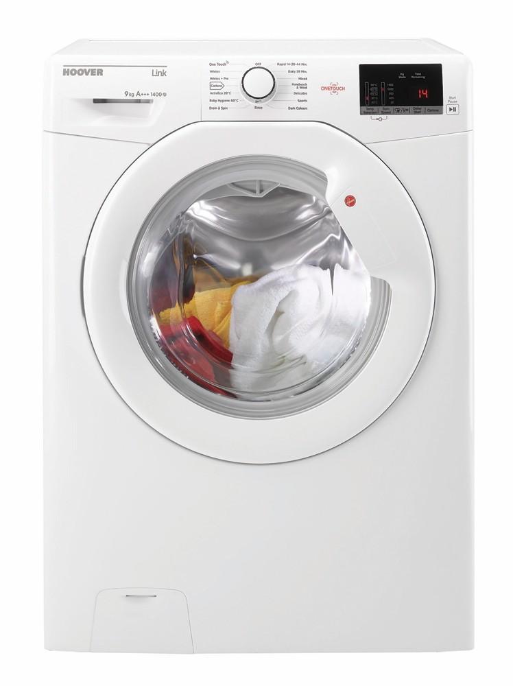 Hoover HL1492D3 9kg 1400rpm Washing Machine