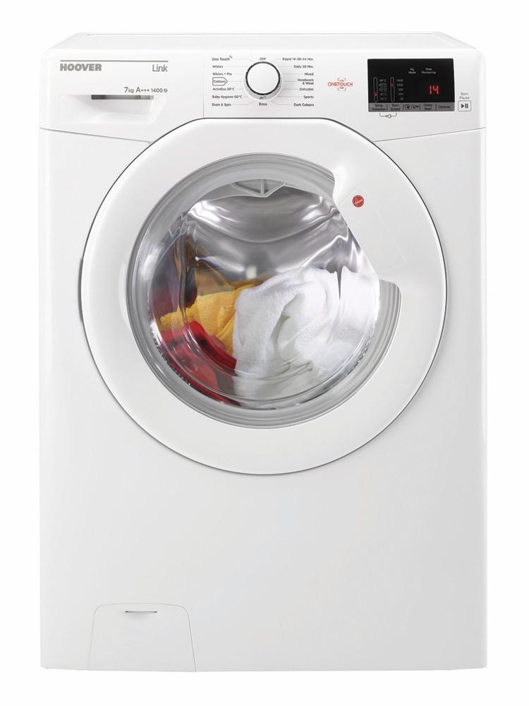 Hoover HL41472D3W 7kg 1400rpm Washing Machine