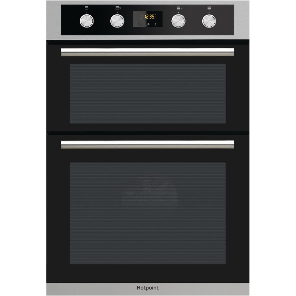 Hotpoint DD2844CIX Double Oven