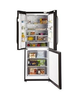 Hotpoint FFU3DGK Fridge Freezer