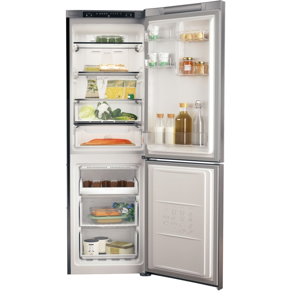 Hotpoint H3T811IOX Fridge Freezer