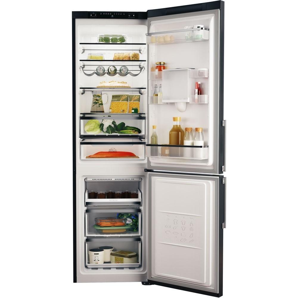 Hotpoint H7T911AKSHAQUA Fridge Freezer
