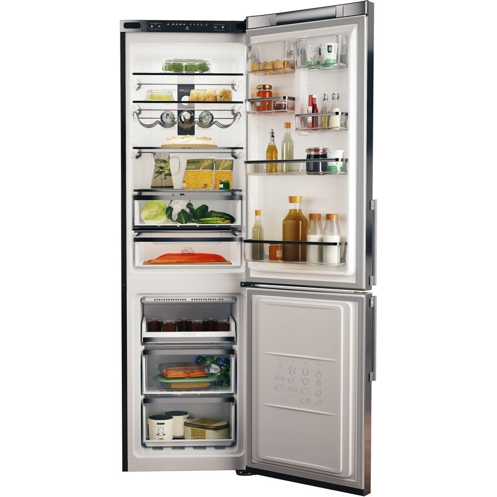 Hotpoint H7T911TMXH Fridge Freezer