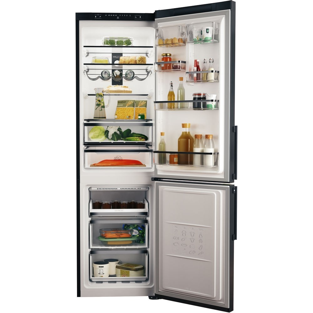 Hotpoint H9T921TKSH Fridge Freezer