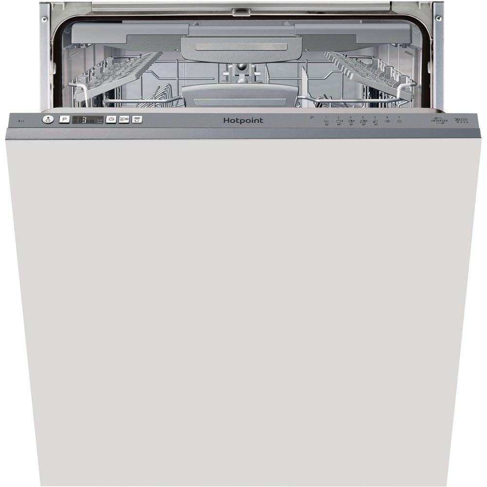 Hotpoint HIC3C26WF Full Size Dishwasher