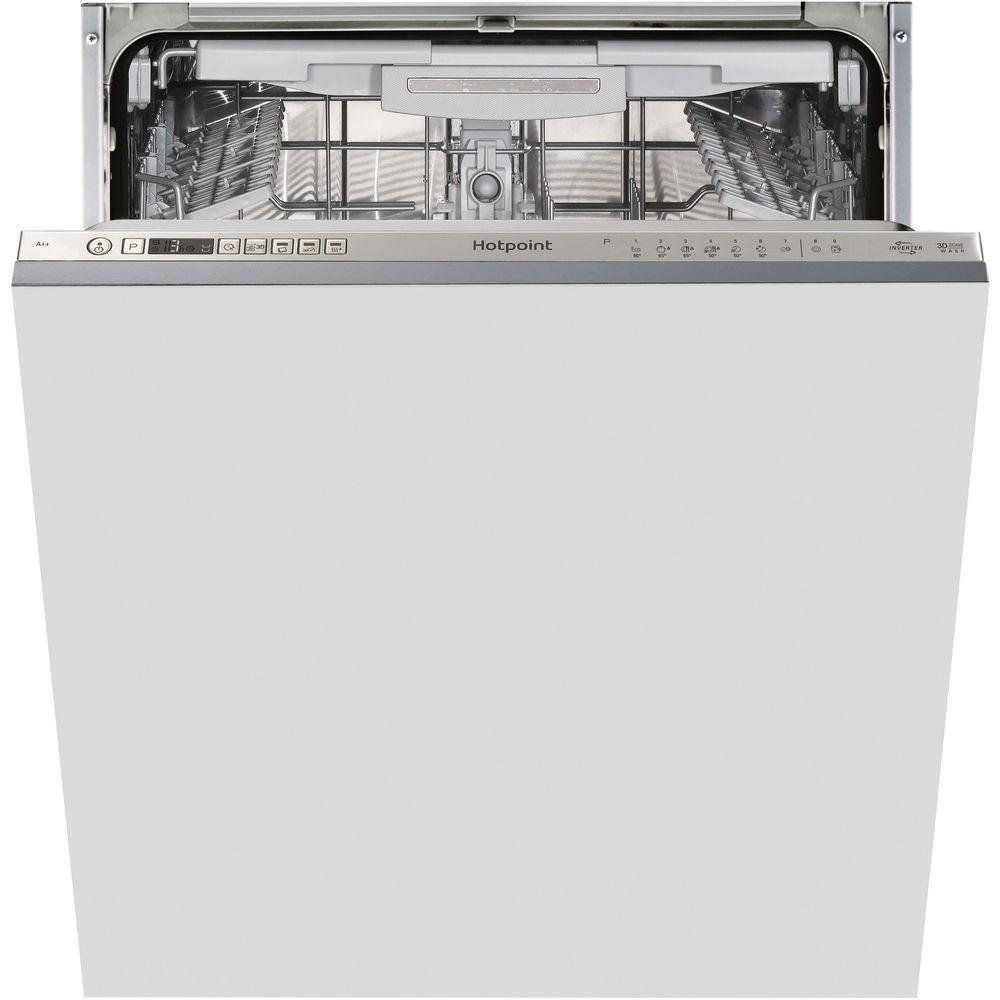 Hotpoint HIO3P23WLE Full Size Dishwasher