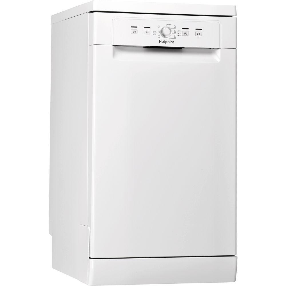 Hotpoint HSFE1B19 Slim Line Dishwasher