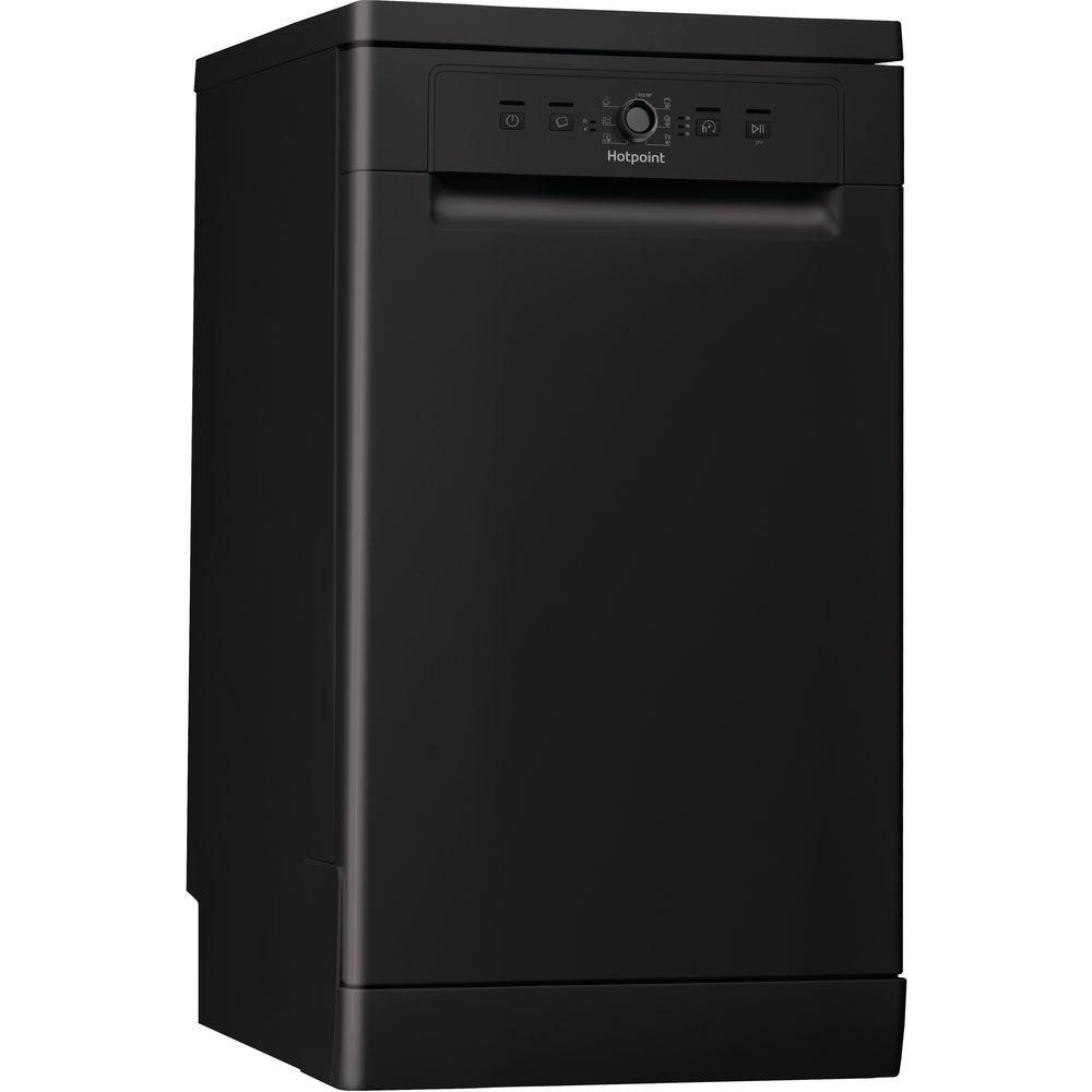 Hotpoint HSFE1B19B Slim Line Dishwasher