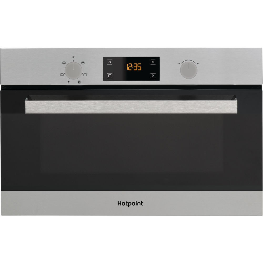 Hotpoint MD344IXH Microwave