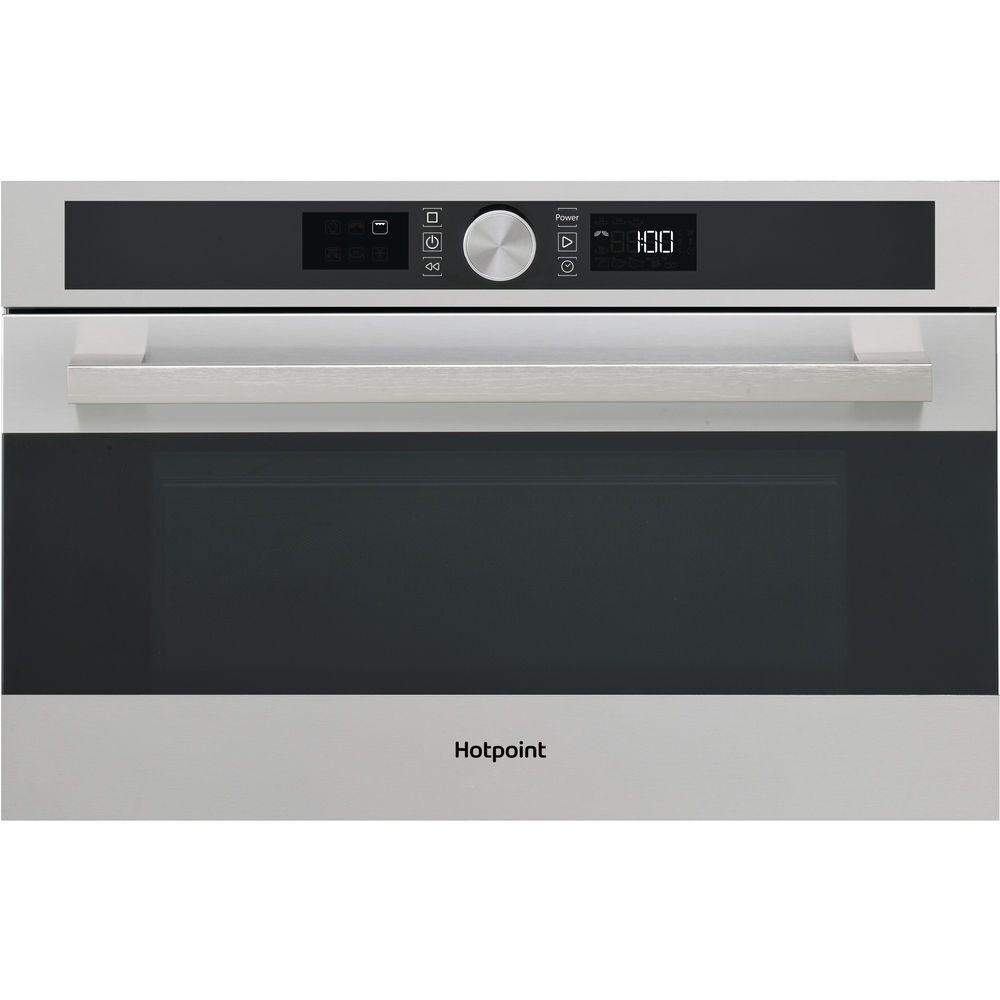 Hotpoint MD554IXH Microwave