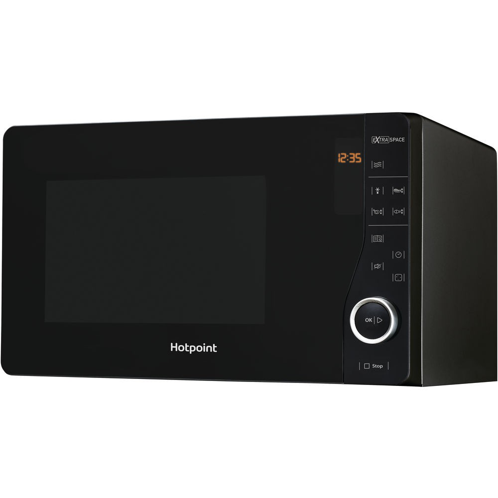 Hotpoint MWH2621MB Microwave