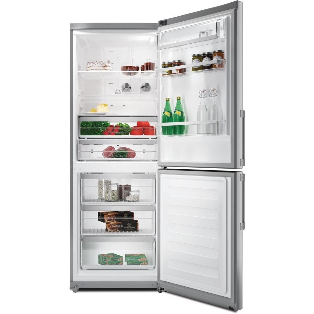 Hotpoint NFFUD191X Fridge Freezer