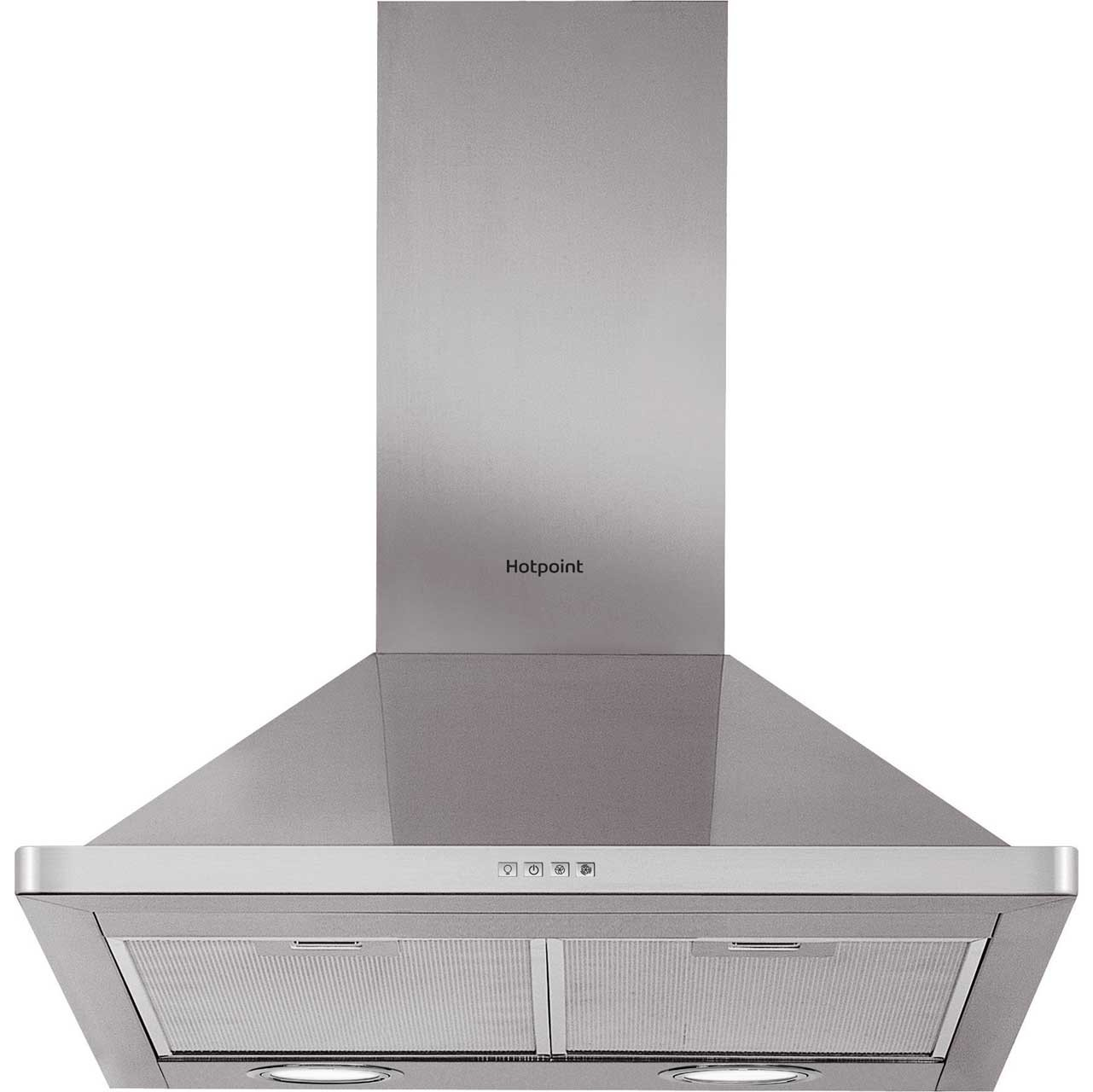 Hotpoint PHPN64FAMX Chimney Hood