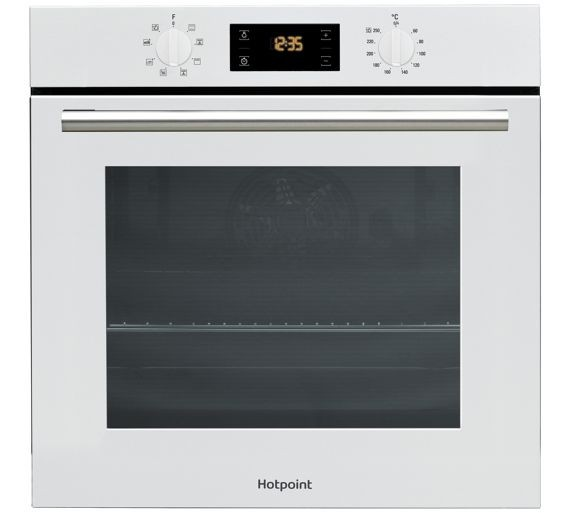 Hotpoint SA2540HWH Single Oven