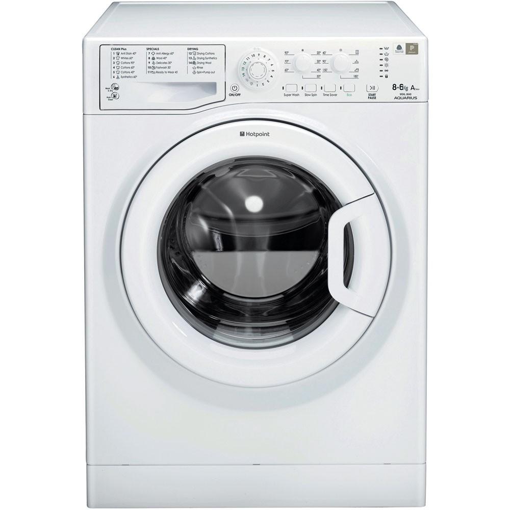 Hotpoint WDAL8640P 8kg/6kg 1400rpm Washer-Dryer