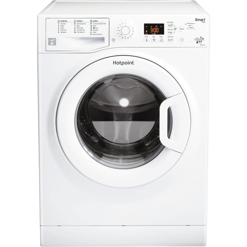 Hotpoint WMFUG742P 7kg 1400rpm Washing Machine