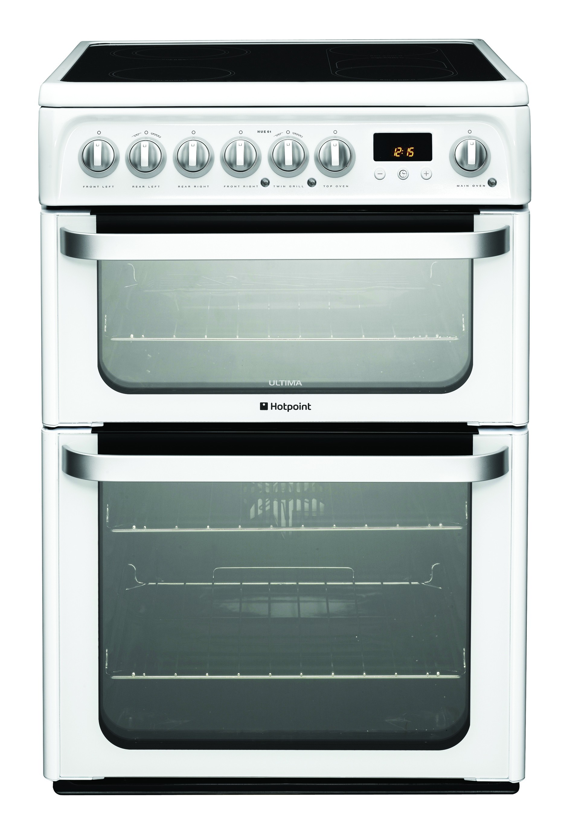 Hotpoint HUE61PS Electric Cooker