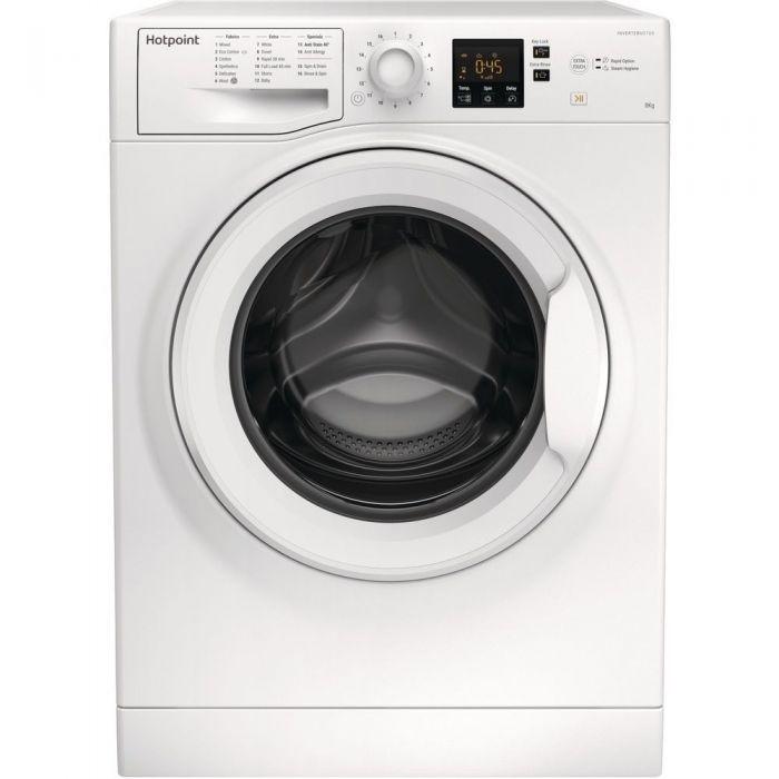 Hotpoint NSWF843CWUKN 8kg 1400rpm Washing Machine