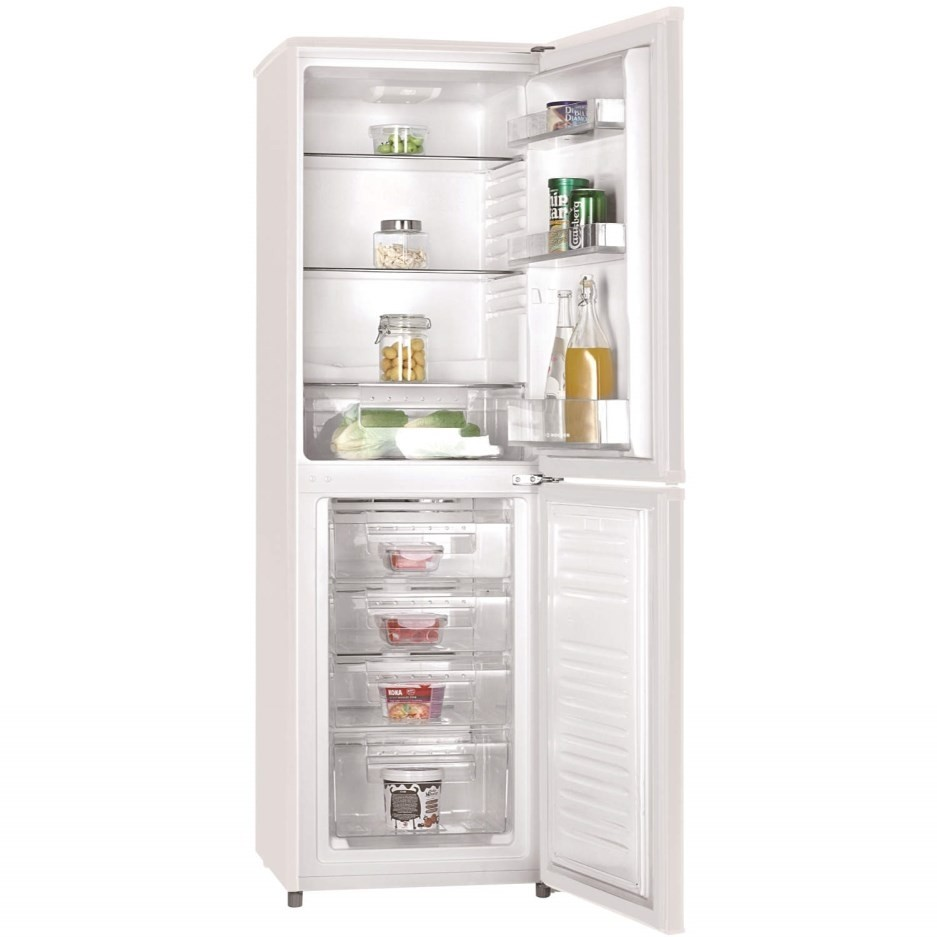 Hoover HVBF5172WHK Fridge Freezer