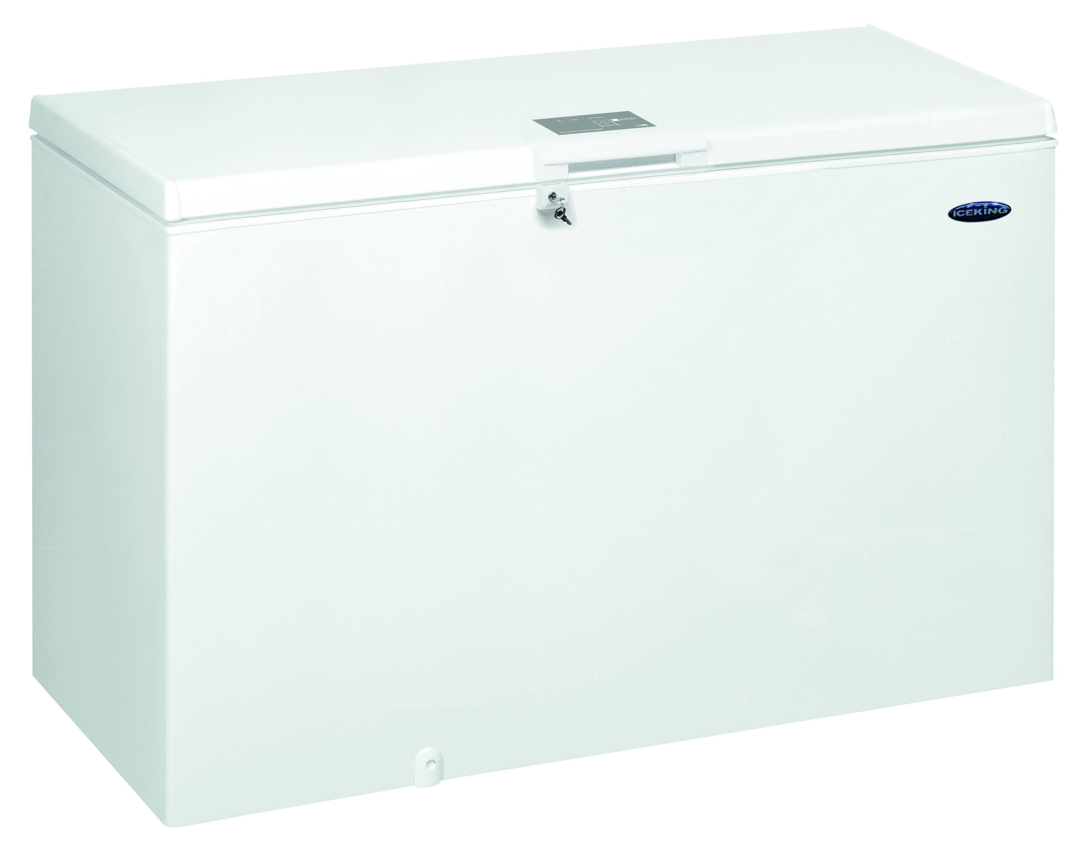 Iceking CF432W Freezer