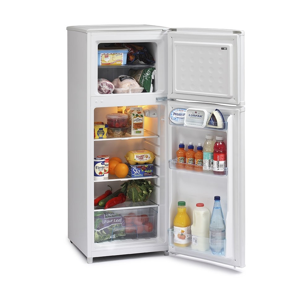Iceking FF139W Fridge Freezer