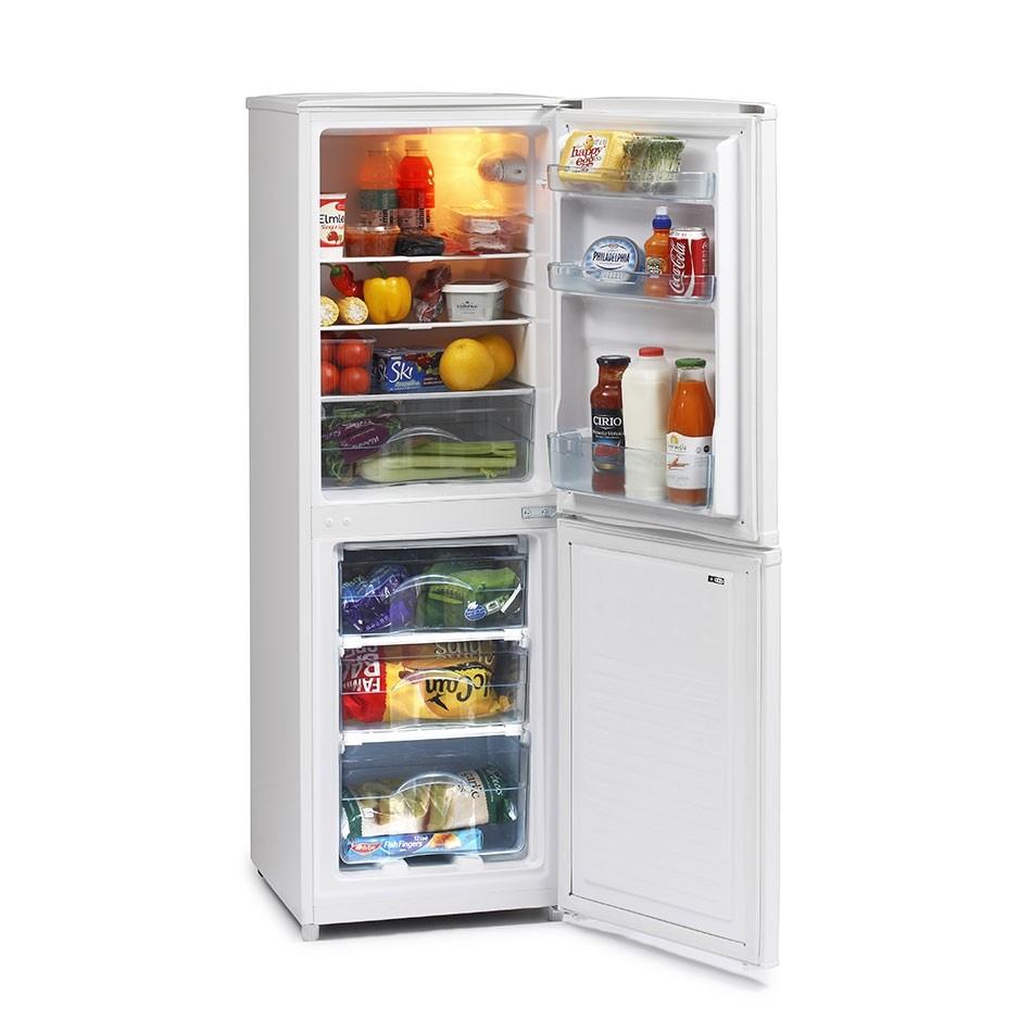 Iceking IK3633AP2 Fridge Freezer
