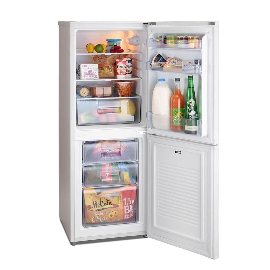 Iceking IK9055AP2 Fridge Freezer