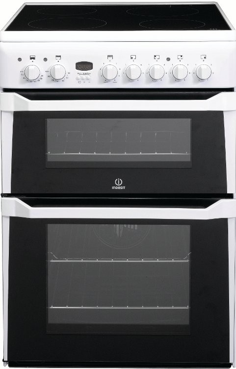 Indesit ID60C2W Electric Cooker