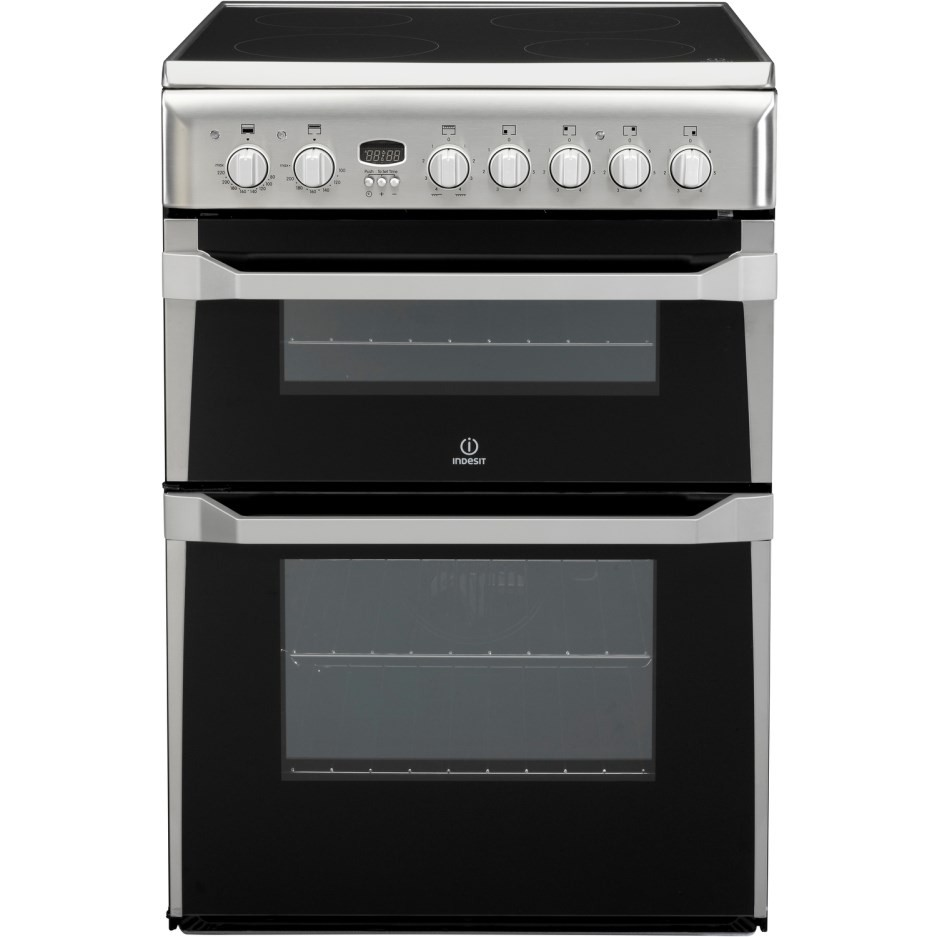Indesit ID60C2X Electric Cooker