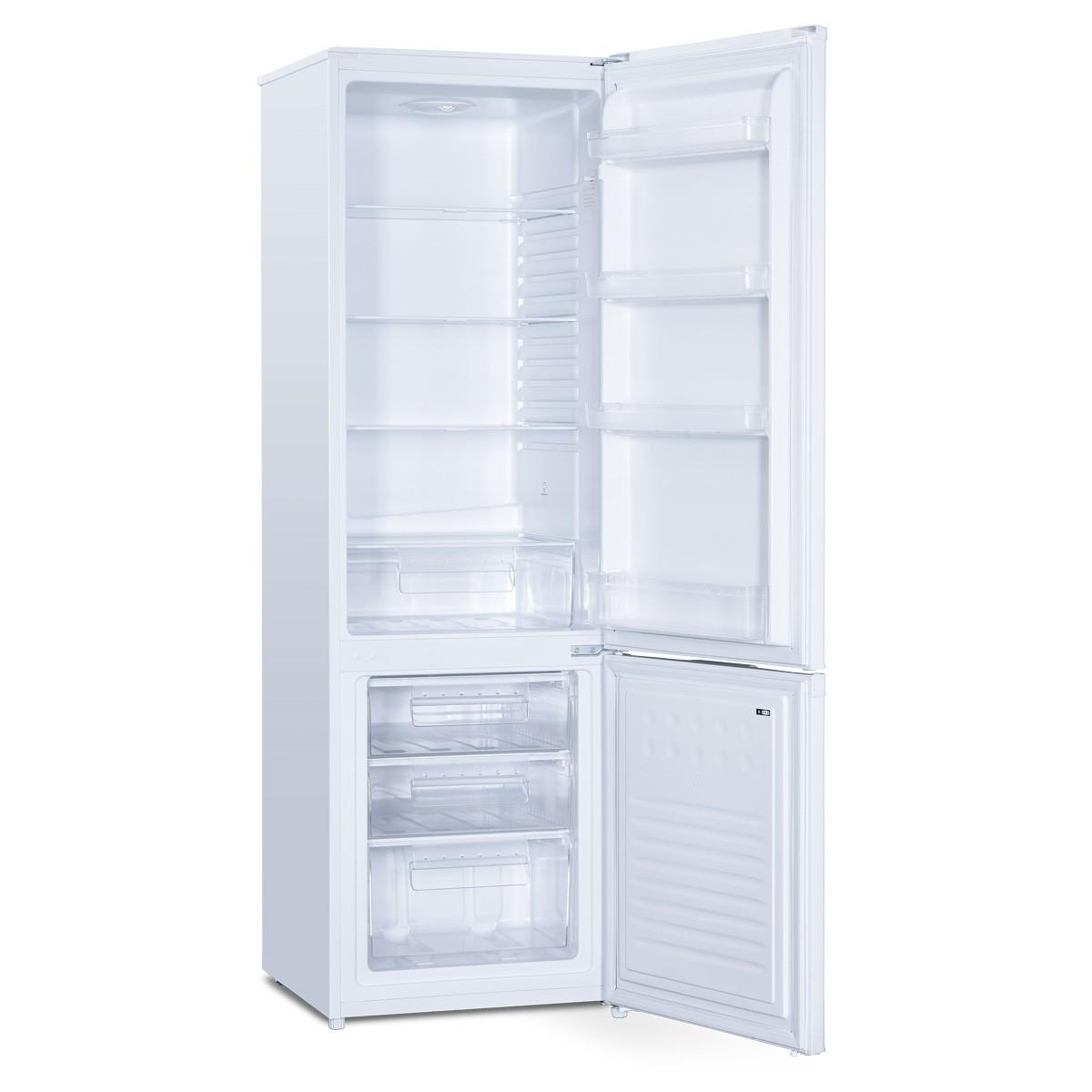 Iceking IK20568WE Fridge Freezer
