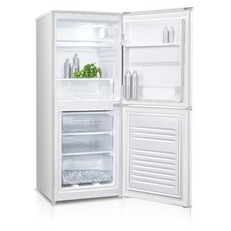 Iceking IK5558W Fridge Freezer