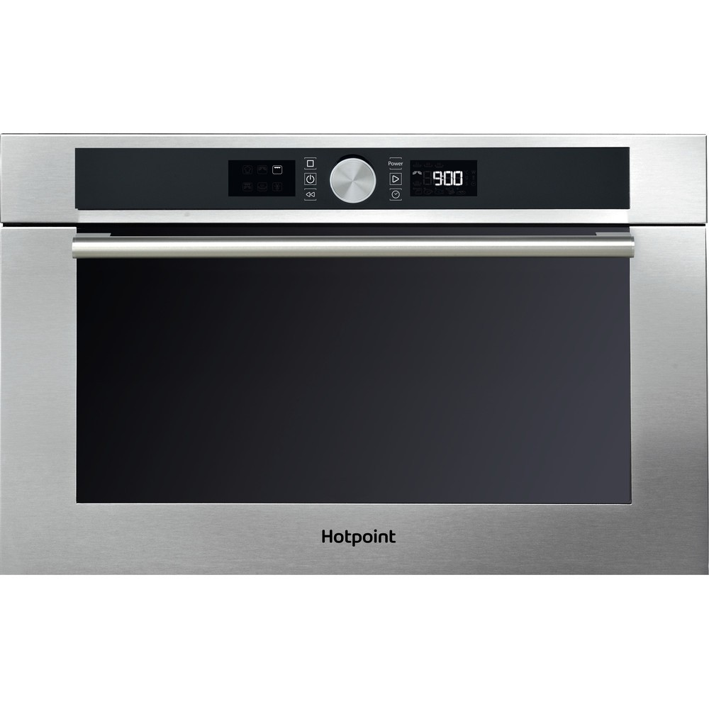 Hotpoint MD454IXH Microwave