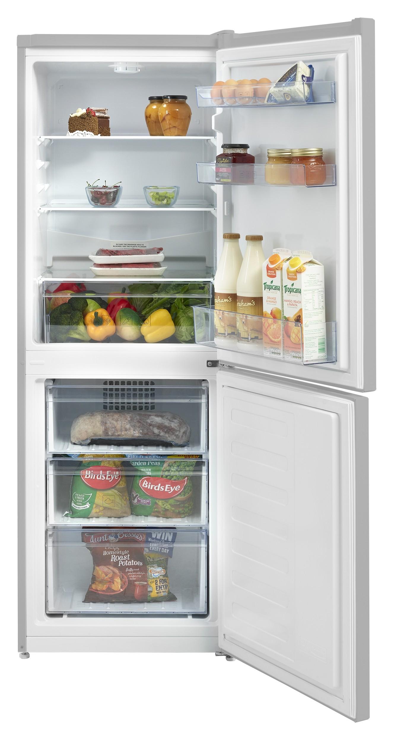Beko CFG3552S Fridge Freezer