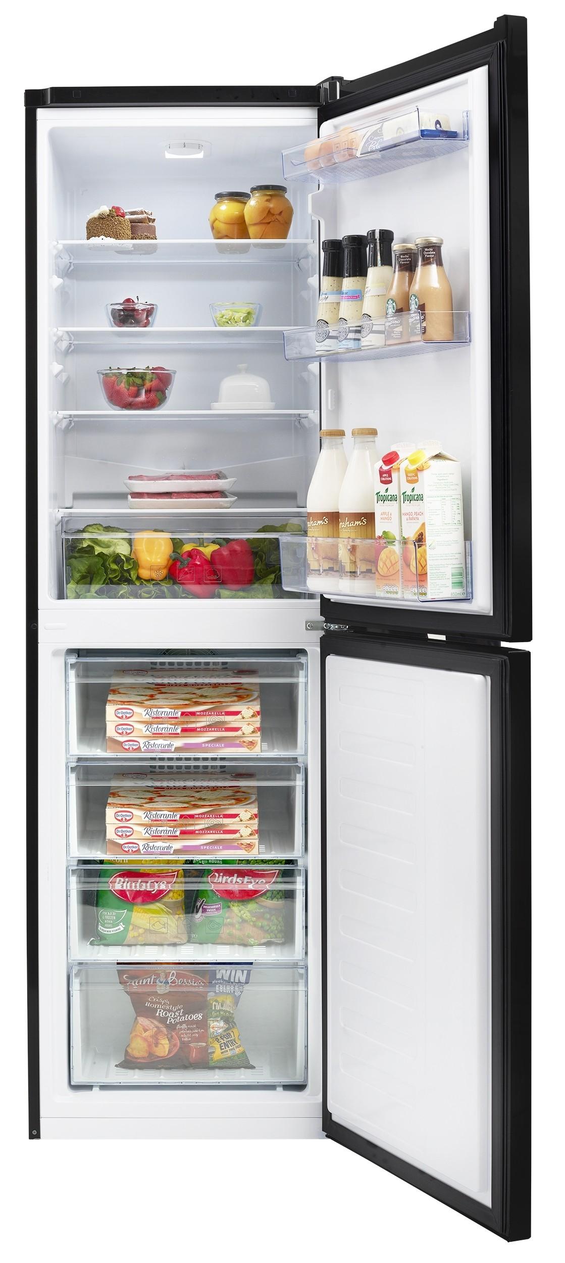 Beko CFG3582B Fridge Freezer